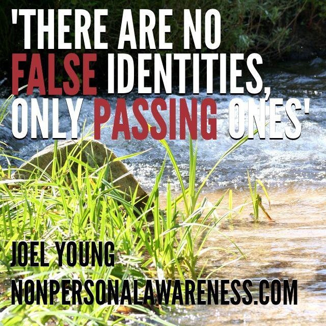 No False Identities