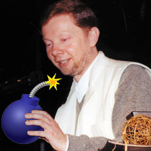 Go Eckhart Tolle On It's Ass