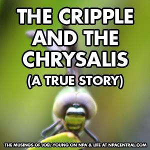The Cripple & The Chrysalis