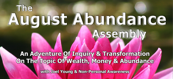 Find Out More about The August Abundance Assembly