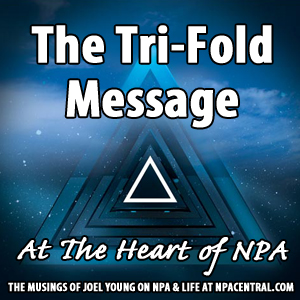 TriFoldMessage300
