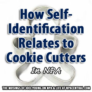 Self Identification And Cookie Cutters in NPA