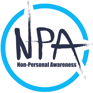NPA: Non-Personal Awareness (logo)