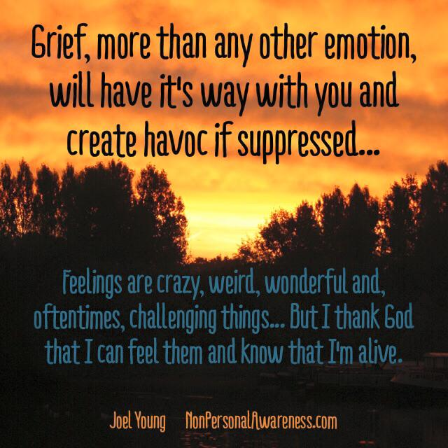 Grief and Emotion