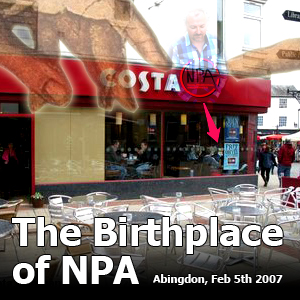 The Birthplace of NPA