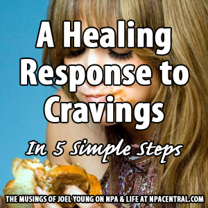 A Healing Response To Cravings